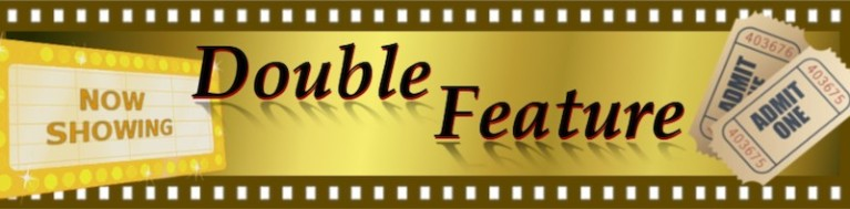 double feature banner