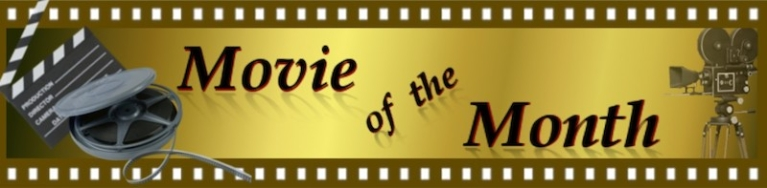 Movie of the Month Banner